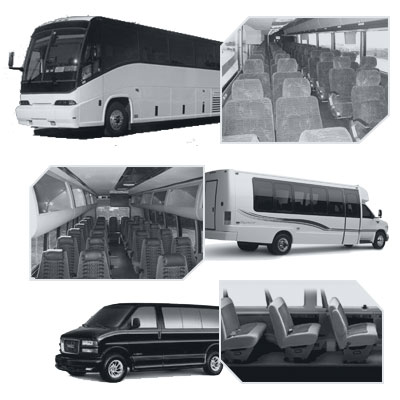 Providence Coach Bus rental
