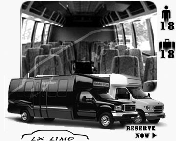 Providence, RIni bus for hire