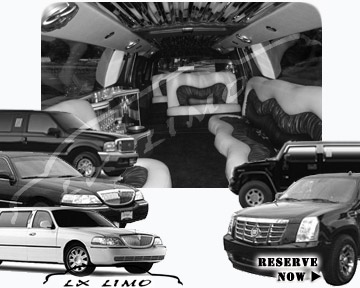Providence Stretch Limos for rental