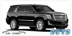 Providence SUV for hire