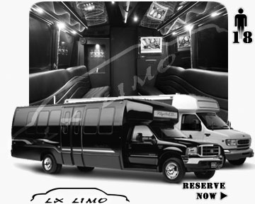 Providence Party Bus rental